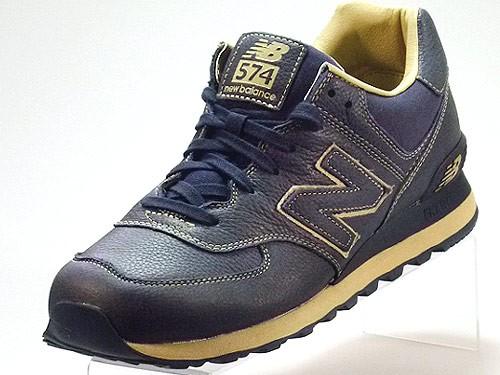 New Balance Ml574pnv Sneaker Herren (Dunkelblau / Rot)