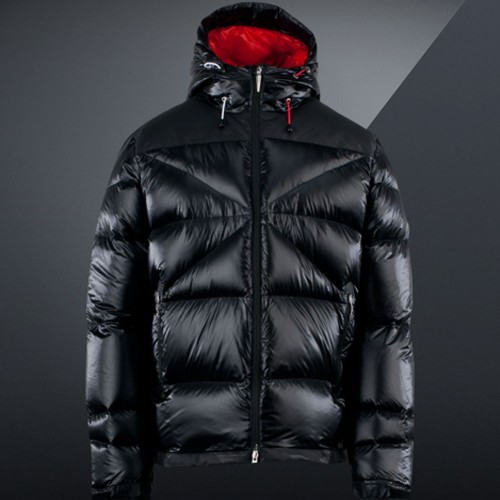 spyder bernese down jacket daunenjacke herren schwarz 2012. Black Bedroom Furniture Sets. Home Design Ideas