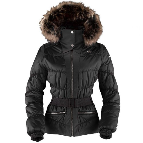 killy odyss e women jacket femmes veste ski noir ebay. Black Bedroom Furniture Sets. Home Design Ideas