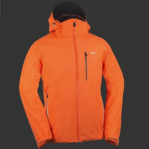 kjus men formula jacket skijacke herren orange 2013 2014