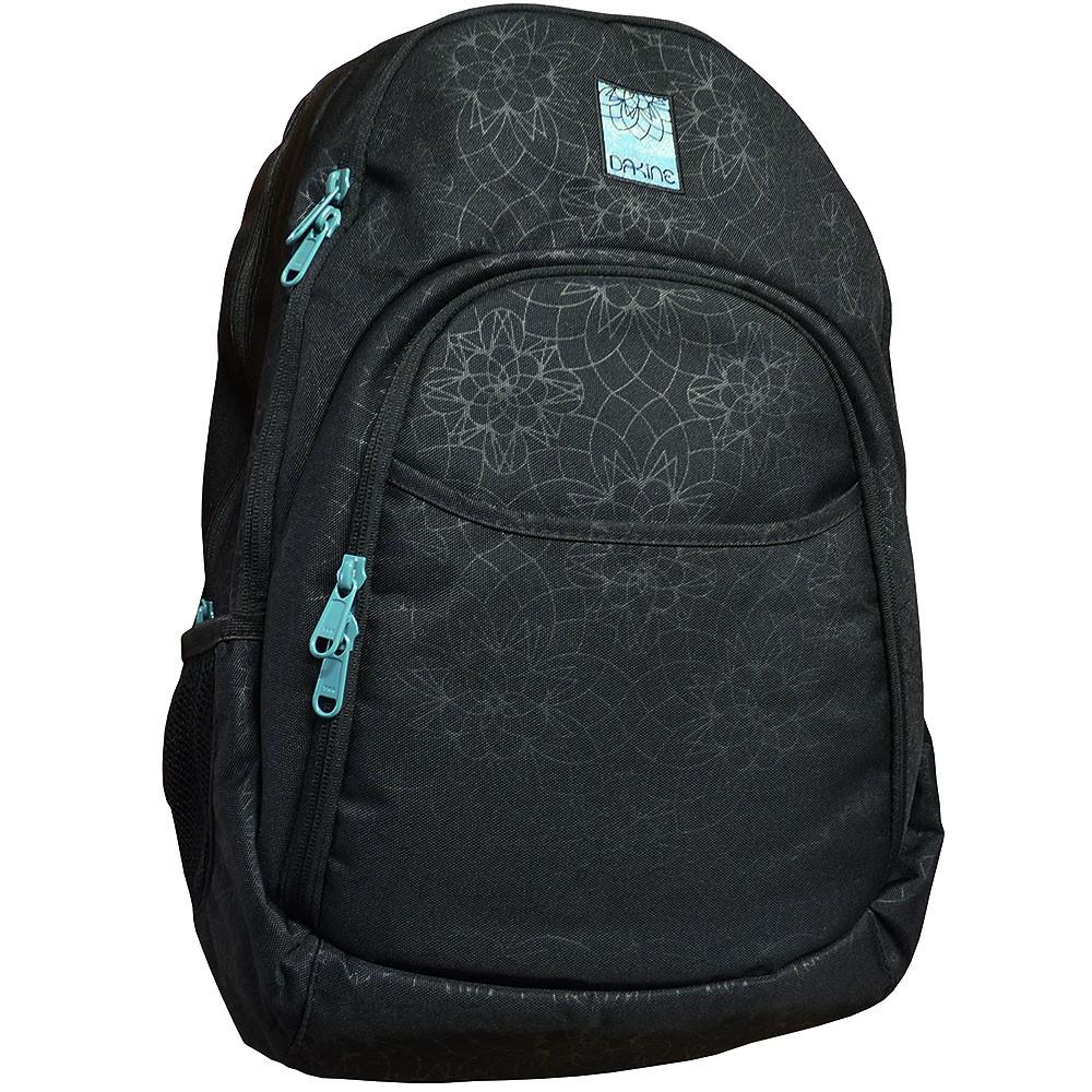 dakine eve pack 28 liter rucksack schwarz t rkis ebay. Black Bedroom Furniture Sets. Home Design Ideas