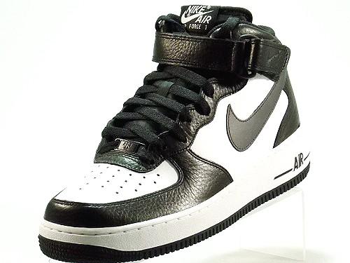Nike Force Schwarz Weiß