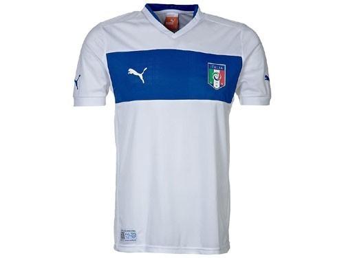 Italien Trikot Kinder EM 2012 weiß away