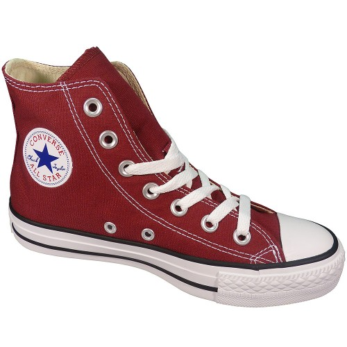 converse chuck taylor all star hi weinrot maroon. Black Bedroom Furniture Sets. Home Design Ideas