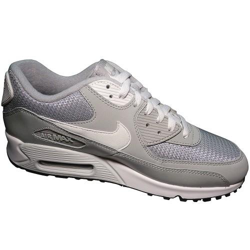 Nike Air Max Hellgrau