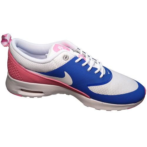 nike air max thea pink weis blau