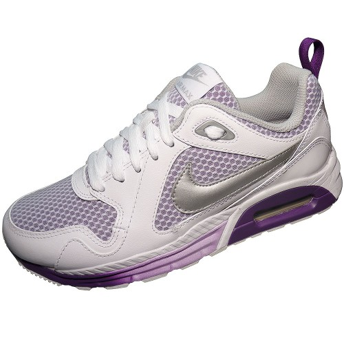 Nike Air Max Lila Weiß