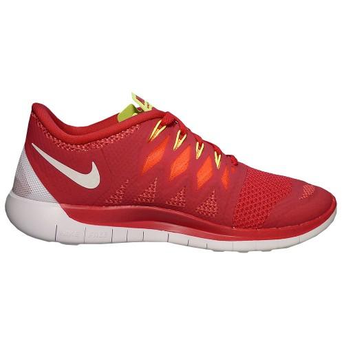 Nike Free 5.0 Rot Damen