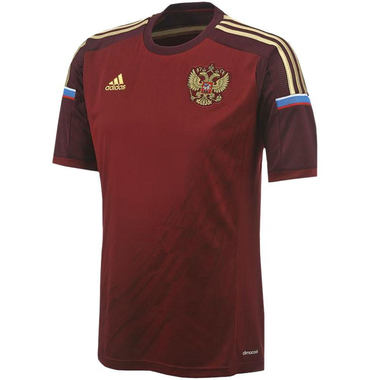adidas russland trikot kinder wm 2014 weinrot. Black Bedroom Furniture Sets. Home Design Ideas