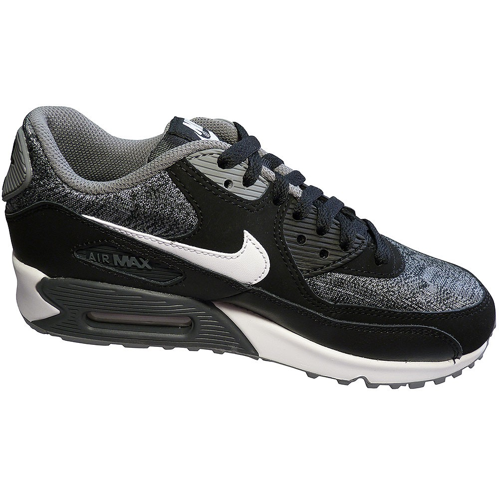 nike air max thea gs sneakers black hyper pink white tom. Black Bedroom Furniture Sets. Home Design Ideas