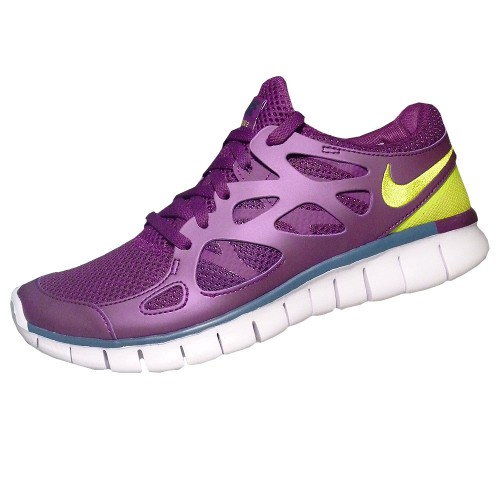 df8db419151a Nike Free Run 2 Ext Damen Nike Free Run 2 For Women Anthracite Black Grey  Purple ...