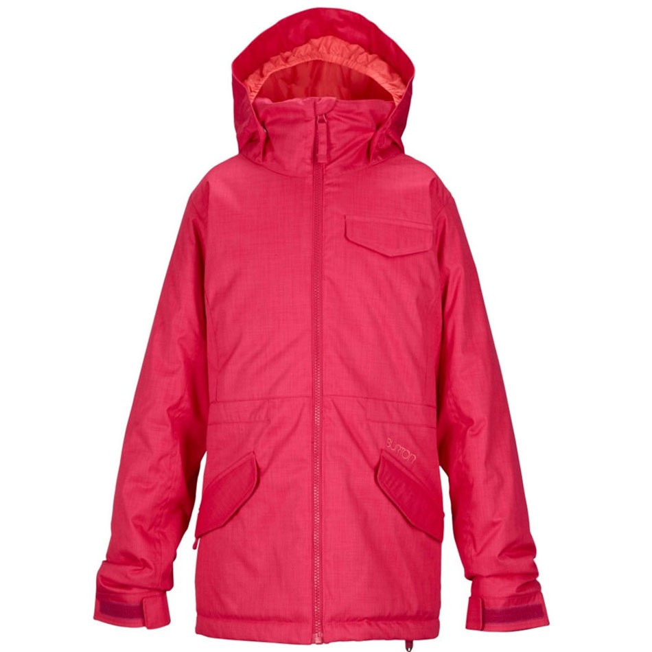Girls Ruby Jacket Mädchen Snowboardjacke pink marilyn