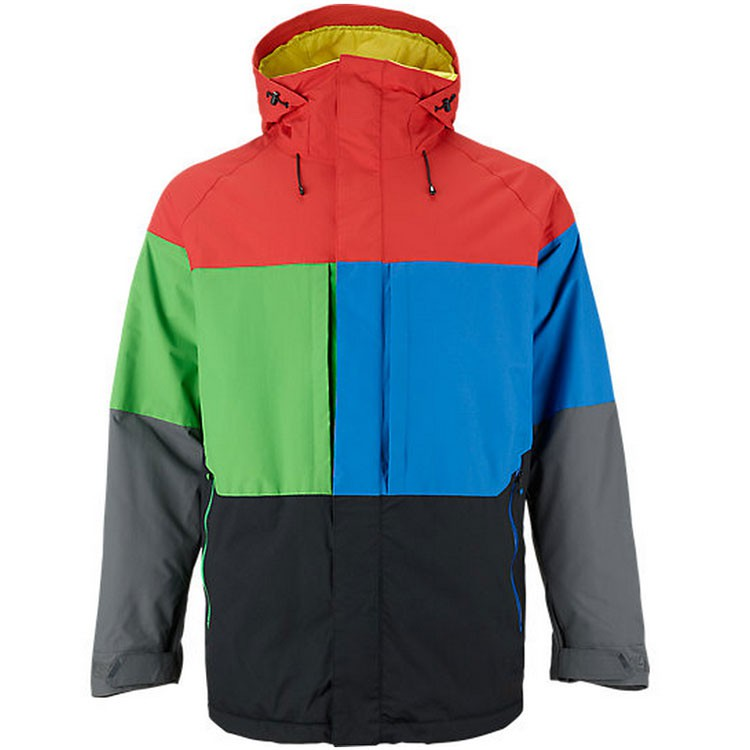 MB Encore Jacket Herren Snowboardjacke Colorblock