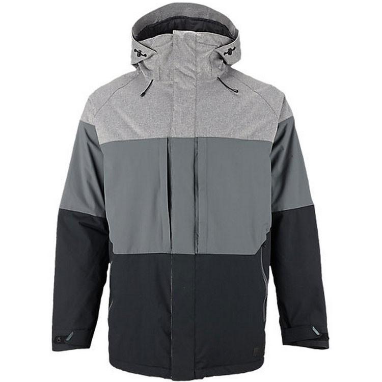 MB Encore Jacket Herren Snowboardjacke grau