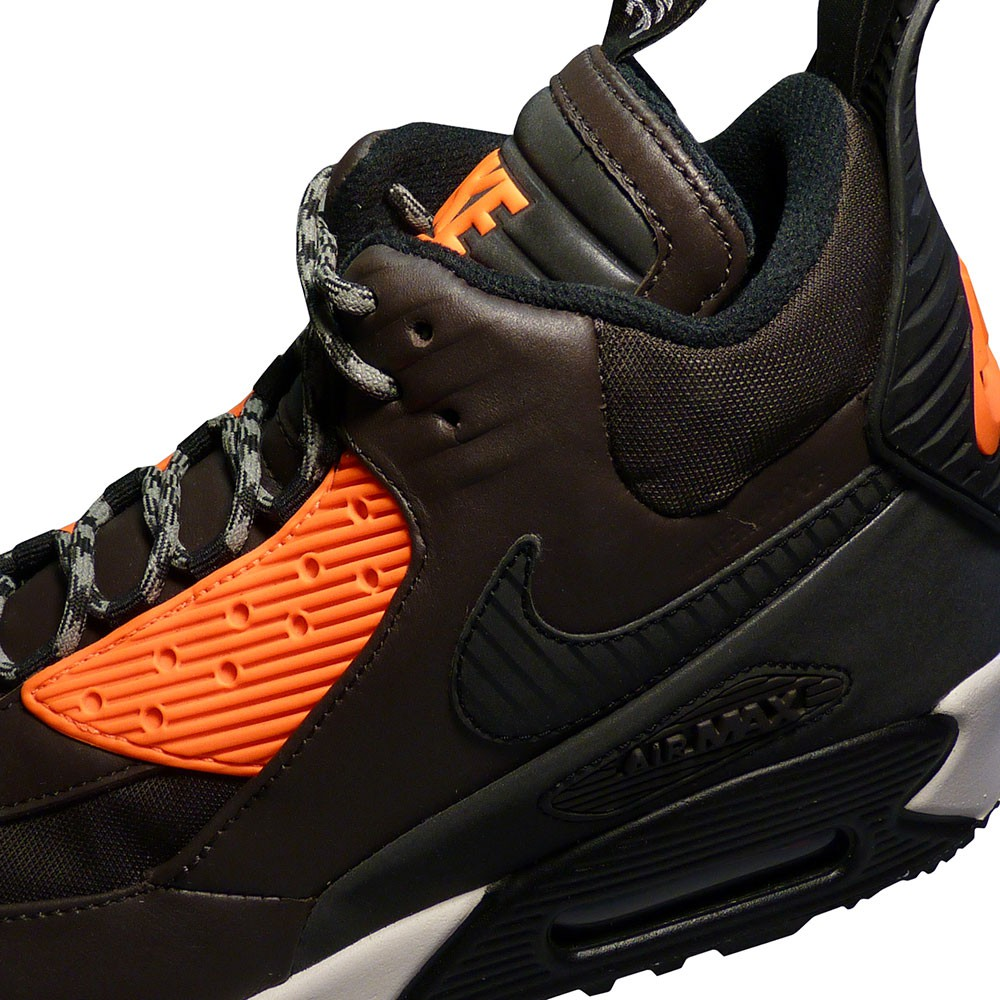 Nike Air Max Braun Orange
