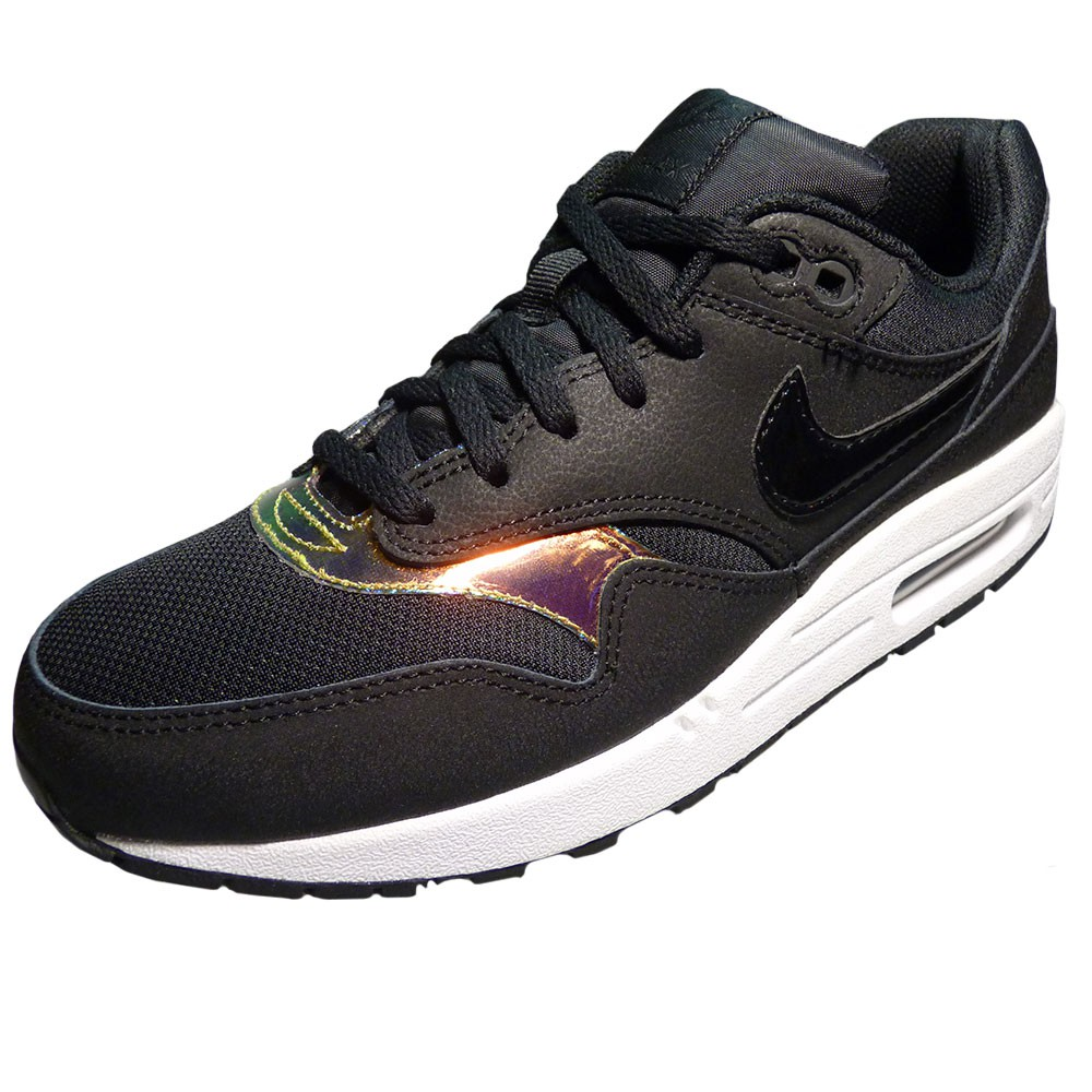 Nike Air Max 1 Schwarz Damen