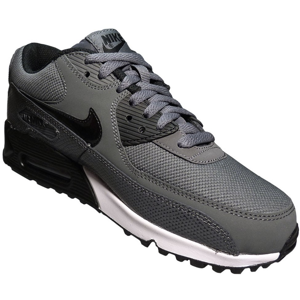 Nike Air Max Grau Schwarz