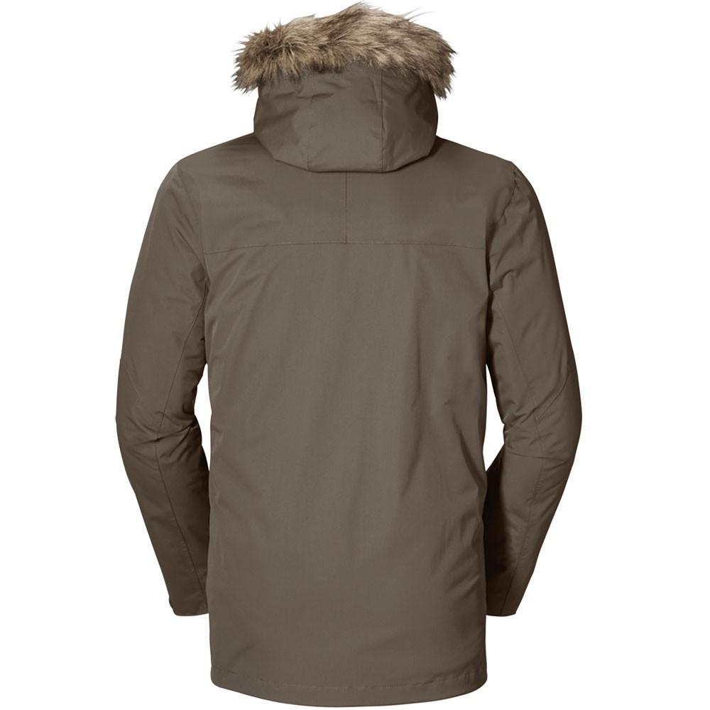 jack wolfskin westport jacket men 3 in 1 herrenjacke siltstone. Black Bedroom Furniture Sets. Home Design Ideas