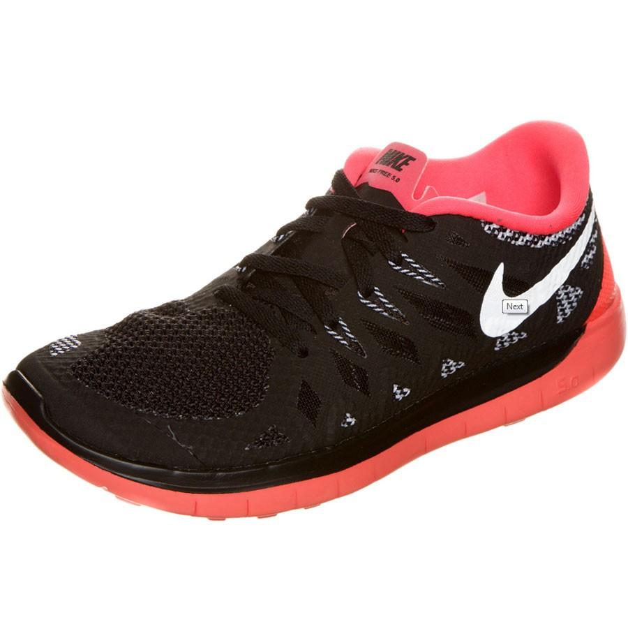 Nike Free Schwarz Rosa