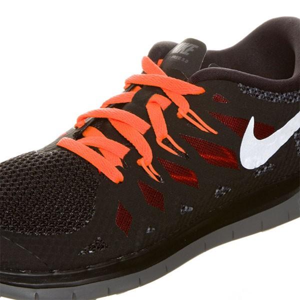 Nike Free 5.0 Damen Rot Schwarz