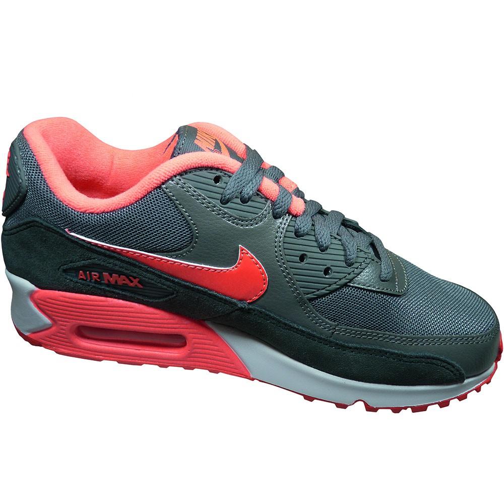 Nike Air Max 90 Grau Pink